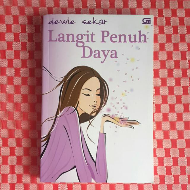 Novel LANGIT PENUH DAYA
