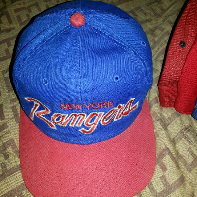 NY Rangers Snapback
