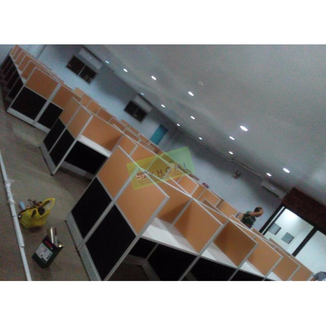 Office Cubicle_Office Partition_Office Furniture  **KHOMI**