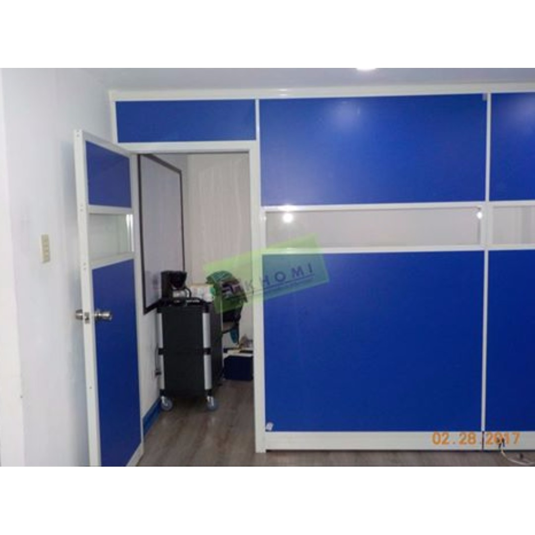 Office Cubicle-Office Partition_Office Furniture ((KHOMI))