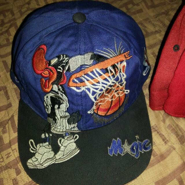 Orlando Magic x Daffy Duck Snapback