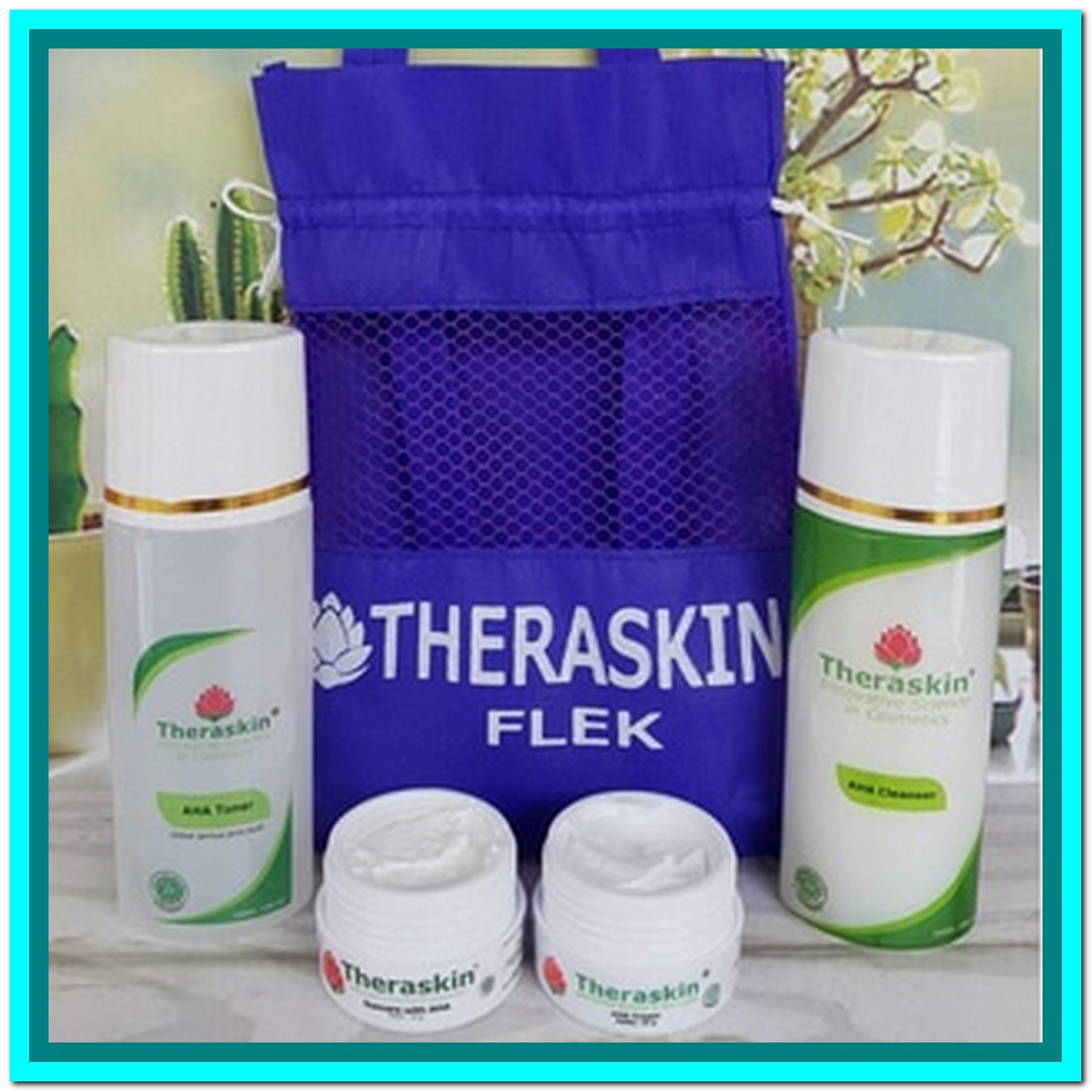 Paket Flek Theraskin Original Bpom