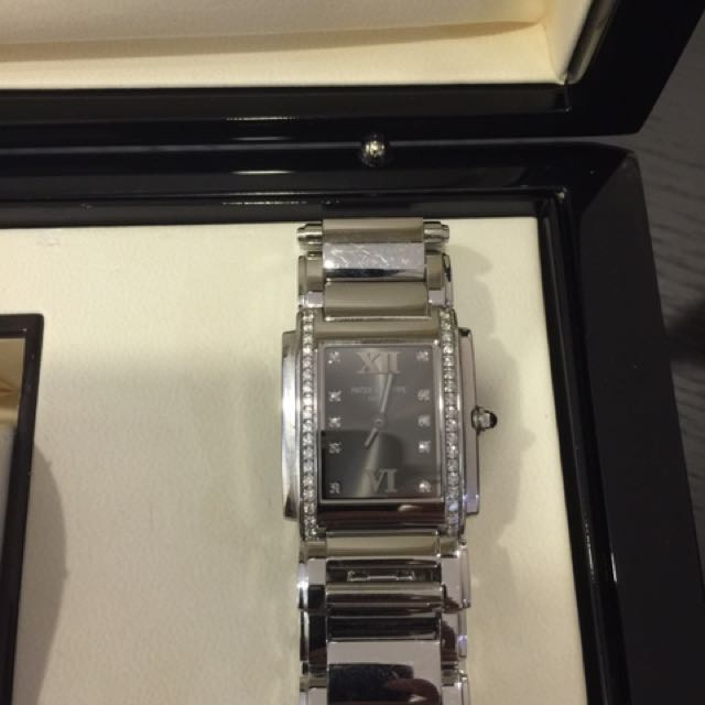 0024fb0b799 Patek philippe Twenty Four 4910 10A - 010 24 Diamonds  Idotrades ...