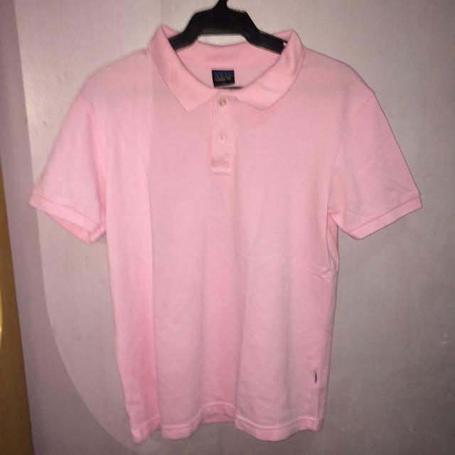 Pink Buttondown