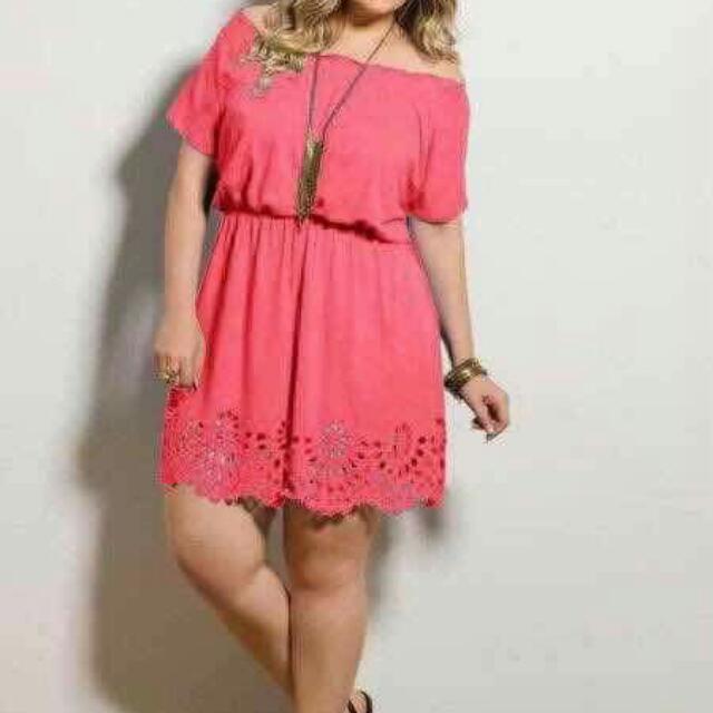 Plus Size Dress(WA)@360