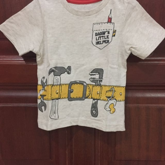 Preloved Mothercare Tshirt Sz 9-12
