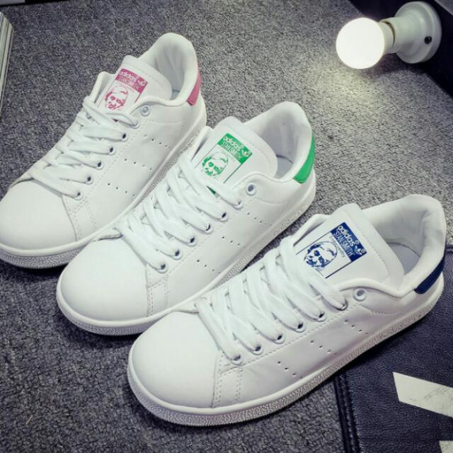 Halar picnic reposo  Preorder] - Adidas Stan Smith Inspired, Bulletin Board, Preorders on  Carousell