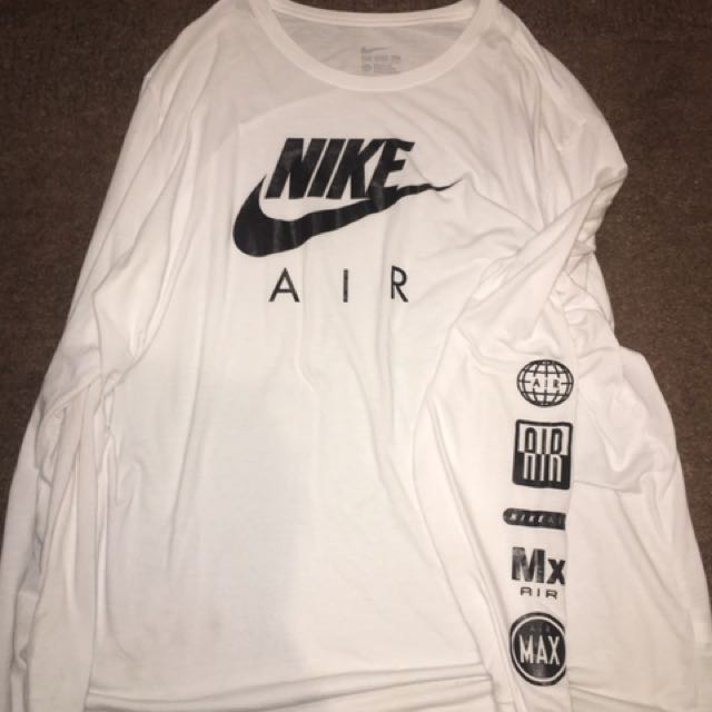 Rare Nike Air Long Sleeve Shirt