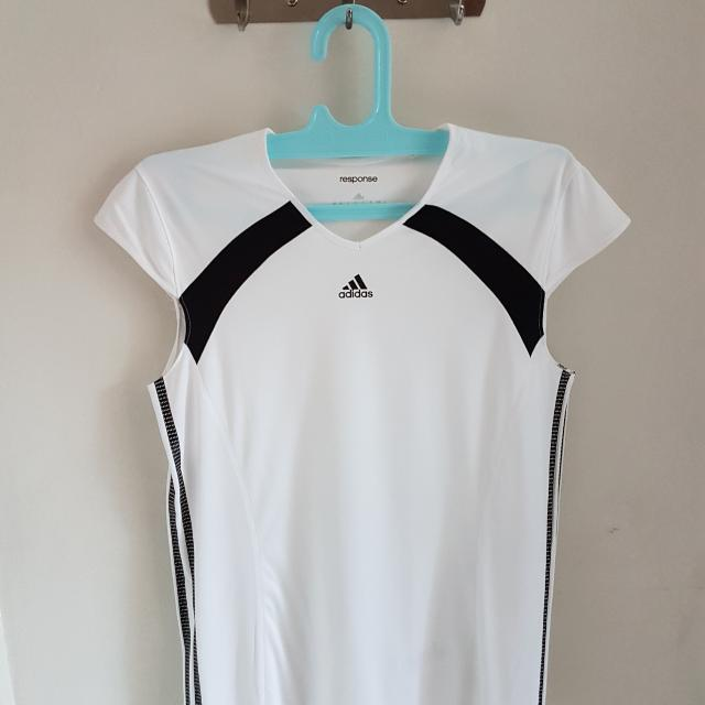 REAL ADIDAS SPORTS TOP