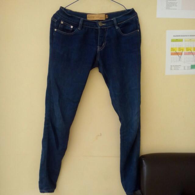 Roxy Original Size 29 Celana Jeans