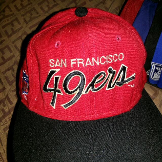 SF 49ers Close Cap