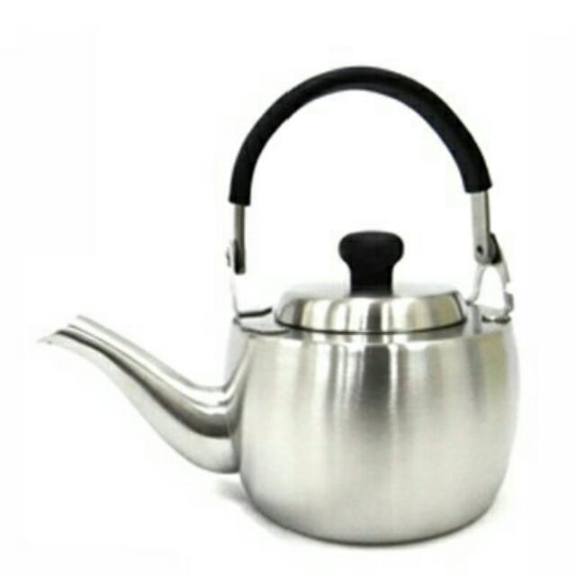 SODAMAIN 仙德曼 304 高級不鏽鋼茶壺 0.7L SS070 茶壺 開水壼 冷水壼