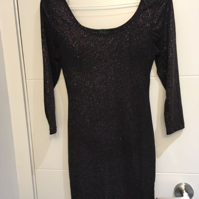 Sparkley Bodycon Dress