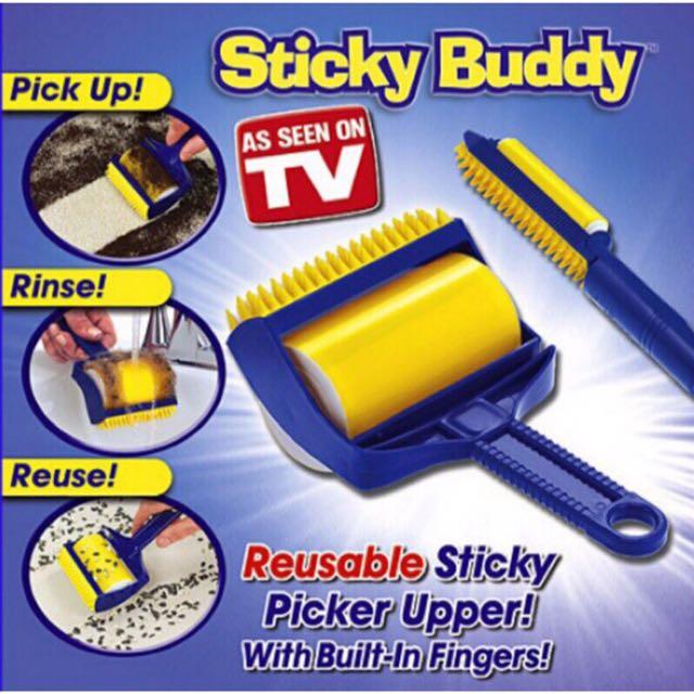 Sticky Buddy 萬用除塵滾輪