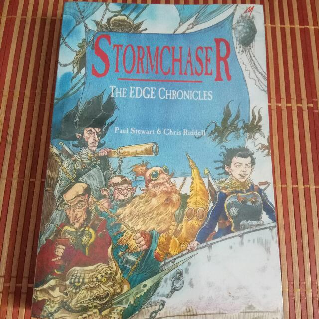 Stormchaser The Edge Chronicles