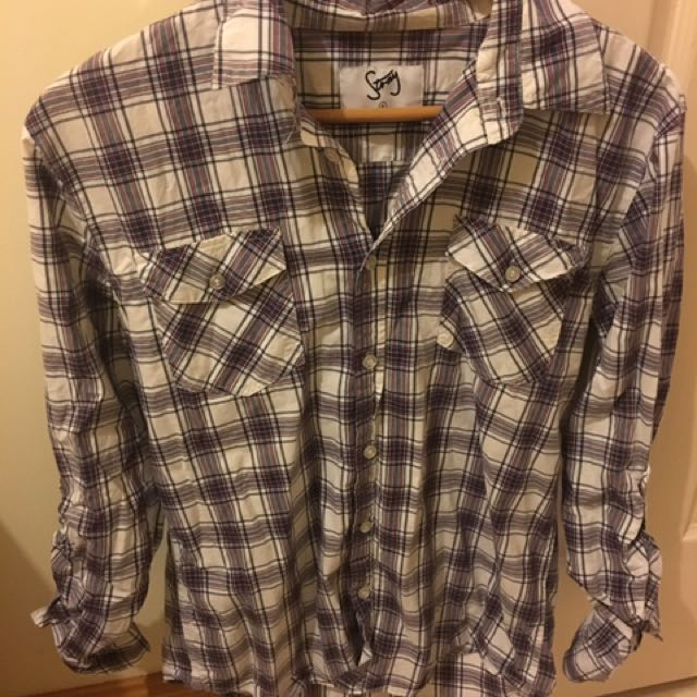 Stray Men's Shirt Size S