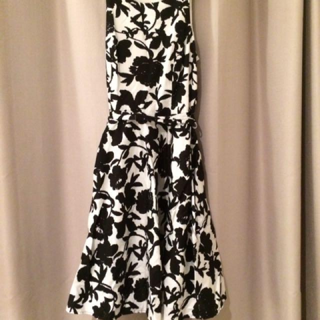 Target Size 12 Cotton Dress
