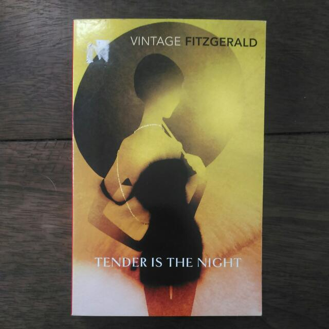 Tender Is The Night By F Scott Fitzgerald (English)