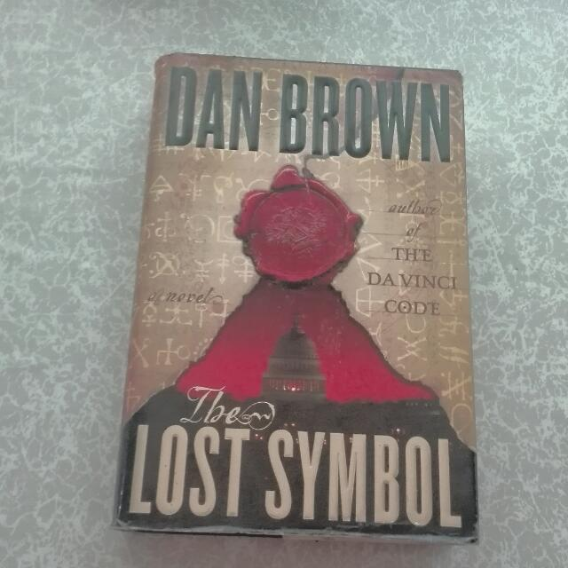 The Lost Symbol (hardbound)