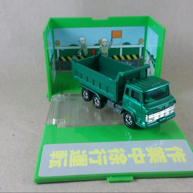 Tomica Diecast Toy Truck