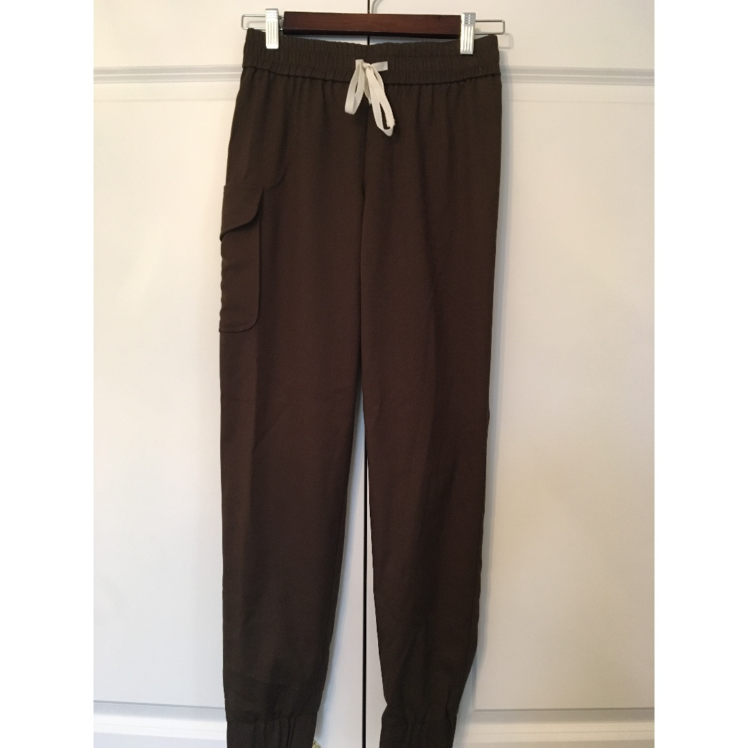 TOPSHOP JOGGING TROUSERS Size 2 $25