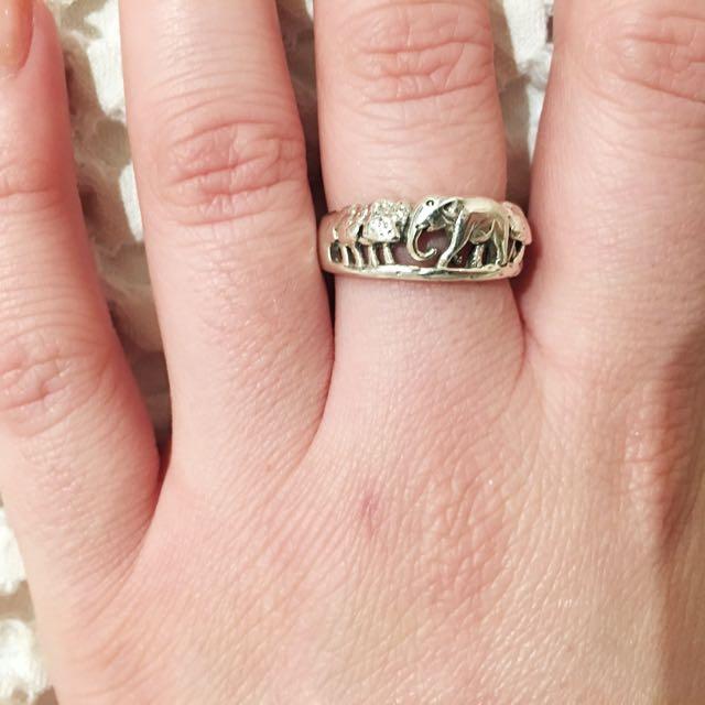 Tree Of Life Elephant Ring