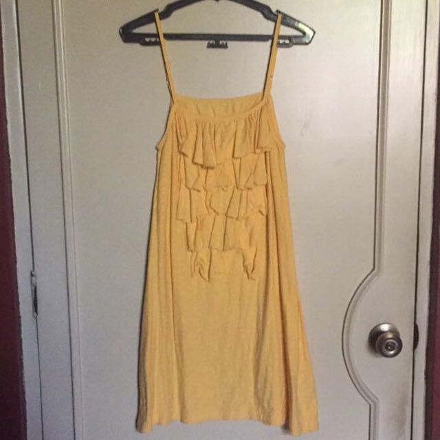 Unbranded Yellow Sundress