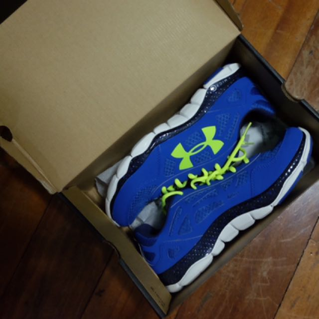 Under Armour Micro G Running Shoes