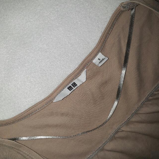 UNIQLO Brown Cardigan