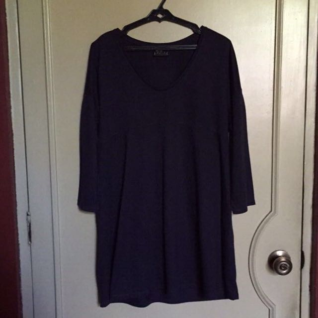 Uniqlo Tunic Top