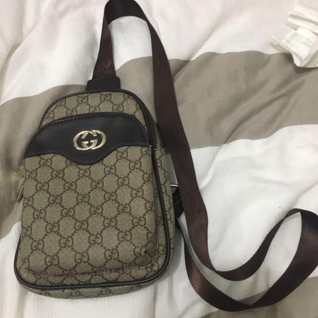 Unisex Gucci Side Bag