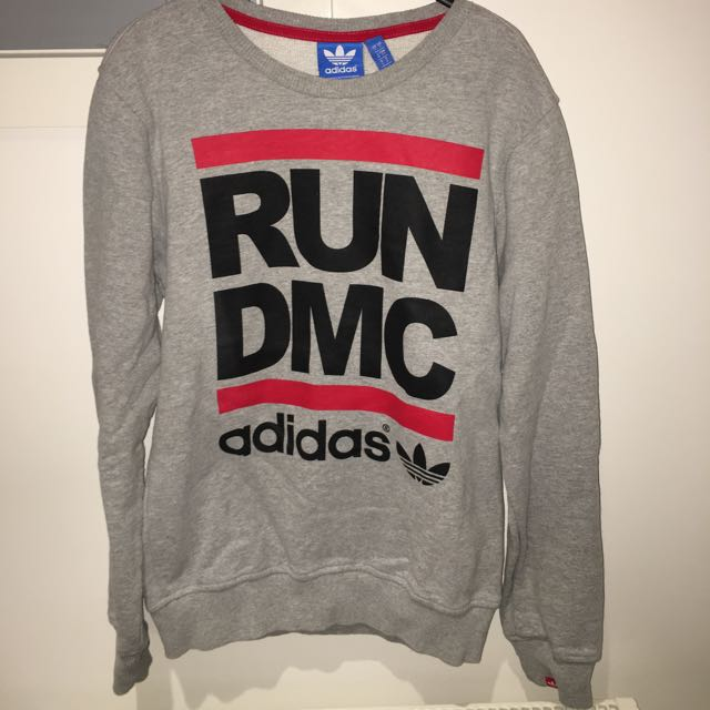 Unisex Run DMC Adidas Sweatshirt