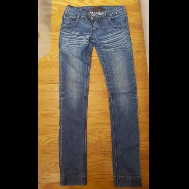 Urban Behaviour Denim Jeans