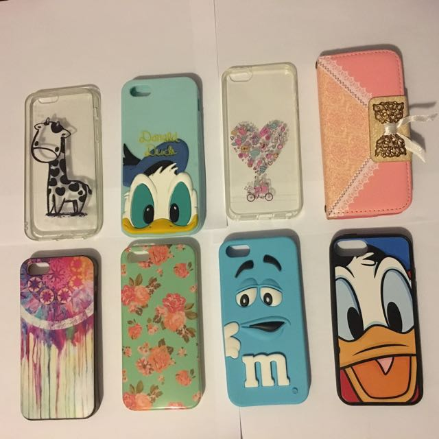 Various iPhone 5/5s Phone Cases