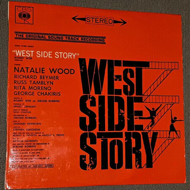 West Side Story LP Vinyl Record