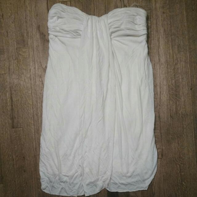 White Dress Large