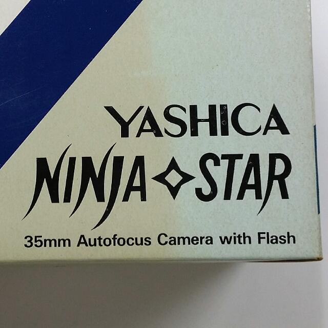 Yashica Ninja STAR
