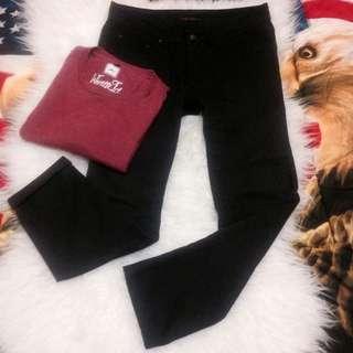 Chino Nudie Jeans + Kaos Worth id