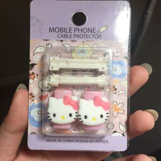 Phone Cable Protector