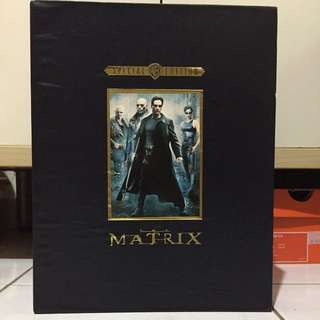 Warner Bros The Matrix Special Edition Collector Set