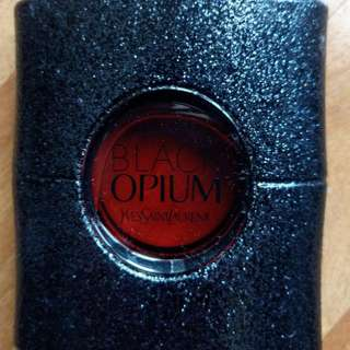 Black Opium By Yves St Laurent