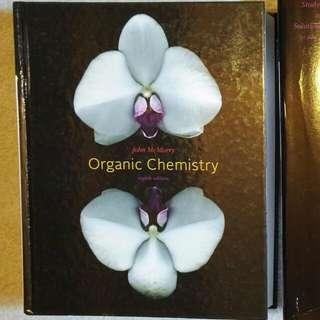 CHM136: Organic Chemistry (8e)