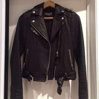 Aritzia Mackage Rumer Leather Jacket