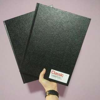 Classic Woodbridge Sketchbooks
