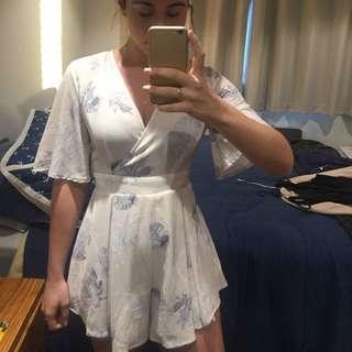 Mia Play suit Brand New
