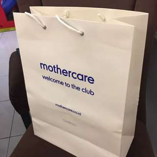 Mothercare Large paperbag