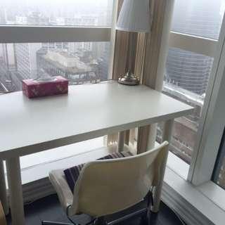 Desk+chair+drawer