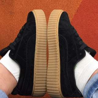 #thecafe Rihanna Creepers Classic