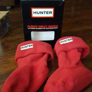 Kids First Wells Sock for HUNTERS