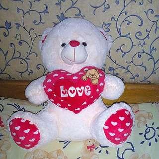 Teddy Bear with LOVE ❤